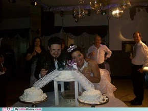 Welcome to my wedding!
