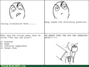 Literature Test