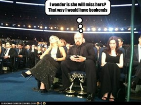 Louis C.K. Always knew he would go home with more Emmys than women