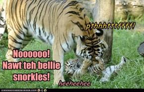 Teh snorkle monster!