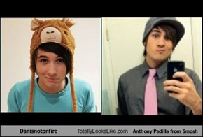 Danisnotonfire Totally Looks Like Anthony Padilla from Smosh