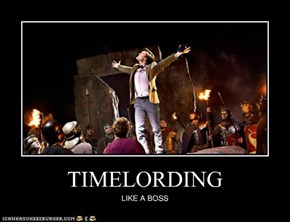 TIMELORDING