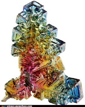 A Rainbow of Bismuth