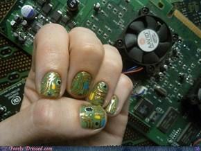 Hi-Tech Manicure