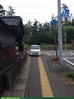Parking Level: Japan