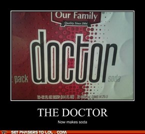 Even helps repels Daleks