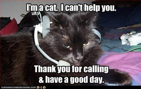 Call center rejection