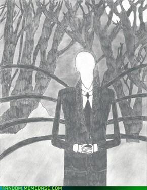 Slendie's Portrait