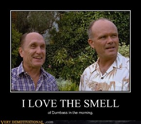 I LOVE THE SMELL