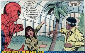 Not The Plantman!