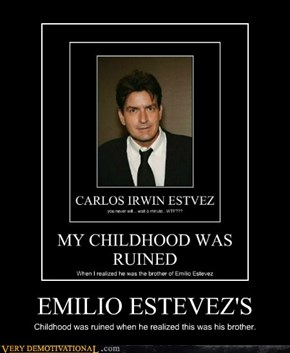 EMILIO ESTEVEZ'S