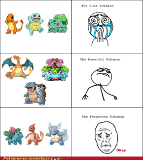 Nobody Likes the Middle Evolutions