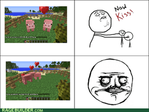 Minecraft breeding