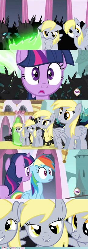 Derpy, derpy everywhere