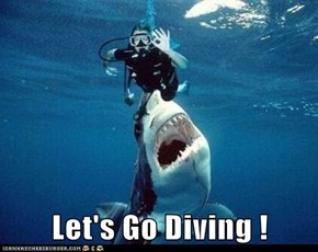 Let's Go Diving !