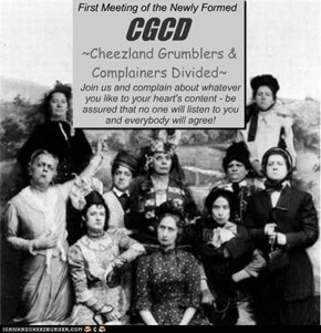 First meeting of the CGCD: