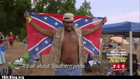 Showing Your Pride FAIL