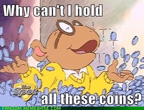 Arthur's Coin Problem