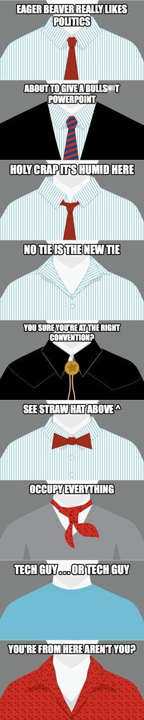 Collars of the DNC