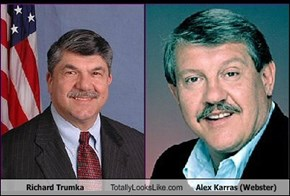 Richard Trumka Totally Looks Like Alex Karras (Webster)