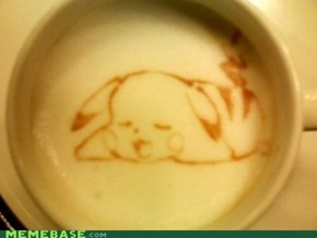 Pikachu Brand Coffee