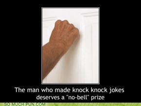 The Man Who Made Knock Knock Jokes...