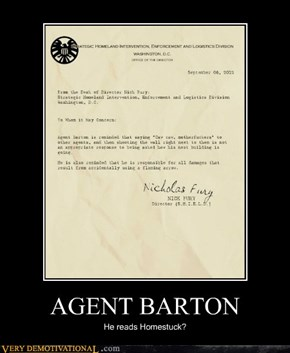 AGENT BARTON