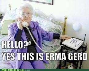 Grandma Gerd