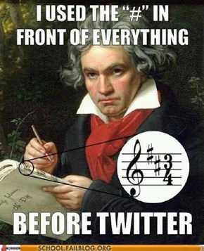 The Hashtags of Music