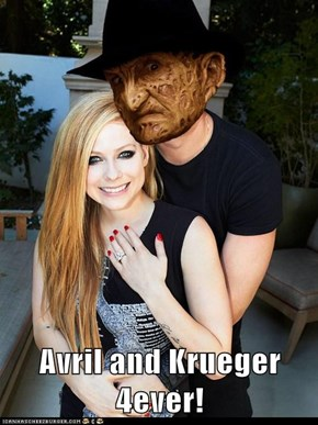 Avril and Krueger 4ever!