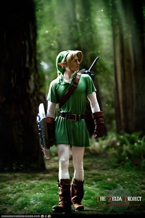 The Zelda Project: A New Level of Cosplay