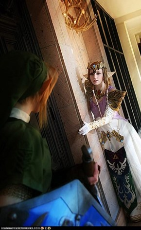 A Gorgeous Gallery of the Best Princess Zelda Cosplayer in the World