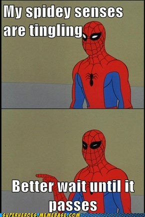 spidey's ways are questionable