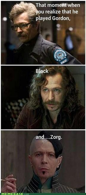 Commissioner Sirius