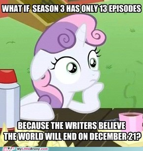 Conspiracy Sweetie Belle