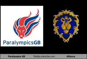 Paralympics GB Totally Looks Like Alliance