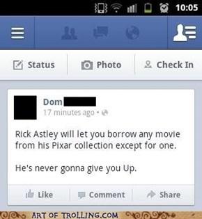 Rick's Favorite Movie