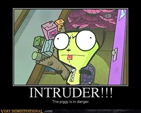 Intruder!!!