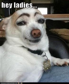 hey ladies...