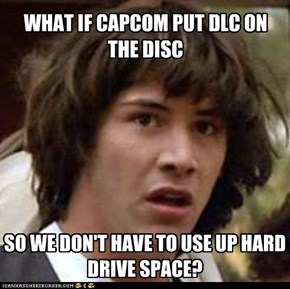 Good Guy Capcom?