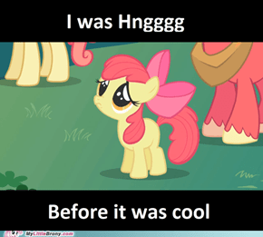 Hipster Applebloom