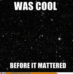 Space Is Pretty Cool... Temperature Wise
