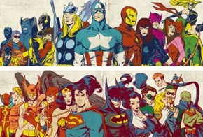 Justice Avengers ASSEMBLE!