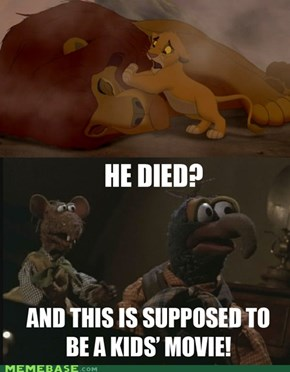 He Died?!