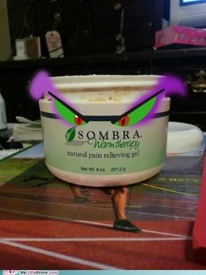Cream Sombra?