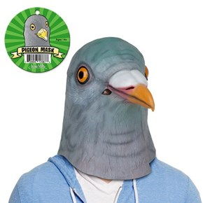 Giant Pigeon Mask