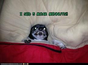 5 MOAR MINNUTS