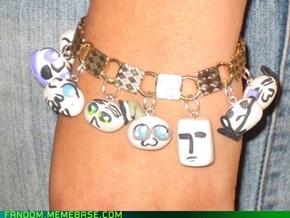 Hetalia Mochi Bracelet