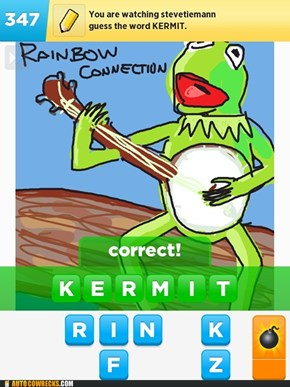 Rainbow Konnection Kermit