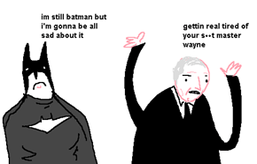 Poor Alfred